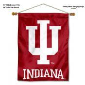 IU Hoosiers Wall Banner