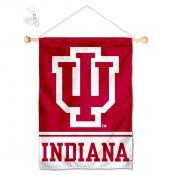 IU Hoosiers Window and Wall Banner