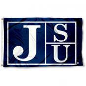 Jackson State Tigers Athletic Block Flag