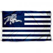 Jackson State Tigers Stripes Flag
