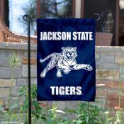 Jackson State University Garden Flag