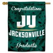 Jacksonville Dolphins Congratulations Graduate Flag