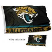 Jacksonville Jaguars Allegiance Flag