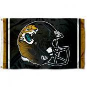 Jacksonville Jaguars New Helmet Flag