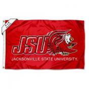 Jacksonville State Gamecocks Large 4x6 Flag