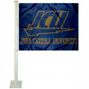 JCU Blue Streaks Car Flag