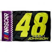 Jimmie Johnson 3x5 Large Banner Flag
