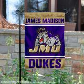 JMU Dukes Garden Flag