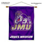 JMU Dukes Wall Banner
