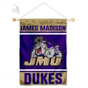 JMU Dukes Window and Wall Banner