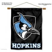 Johns Hopkins Blue Jays Wall Banner
