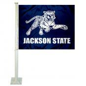 JSU Tigers Car Flag