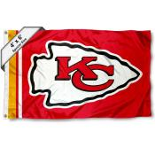 Kansas City Chiefs 4x6 Flag