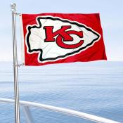 Kansas City Chiefs Boat and Nautical Flag
