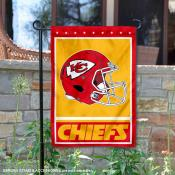 Kansas City Chiefs Football Garden Banner Flag