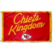 Kansas City Chiefs Kingdom Flag