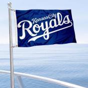 Kansas City Royals Boat and Nautical Flag