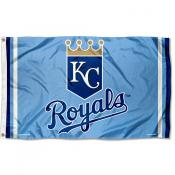 Kansas City Royals Powder Blue Flag