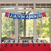 Kansas Jayhawks Banner String Pennant Flags