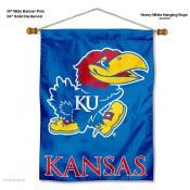 Kansas Jayhawks Wall Banner