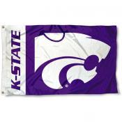 Kansas State University 3x5 Flag