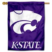Kansas State University Decorative Flag