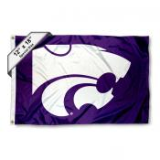 Kansas State University Mini Flag