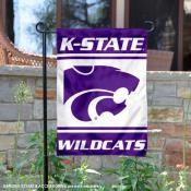 Kansas State Wildcats Garden Flag