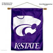 Kansas State Wildcats Wall Banner