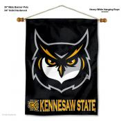 Kennesaw State Owls Wall Banner