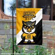 Kennesaw State University Tokyo Dachi Mascot Yard Flag