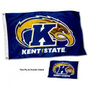 Kent State Golden Flashes Double Sided Flag