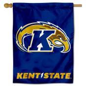 Kent State Golden Flashes Logo Banner Flag
