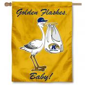 Kent State Golden Flashes New Baby Flag