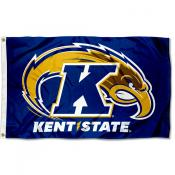 Kent State Golden Flashes New Logo Flag