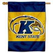 Kent State University House Flag