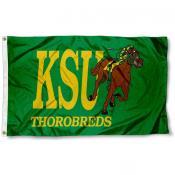Kentucky State Thorobreds KSU Flag
