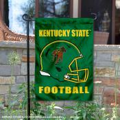 Kentucky State University Helmet Yard Flag