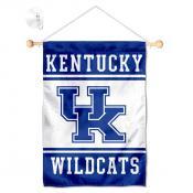 Kentucky UK Wildcats Window and Wall Banner