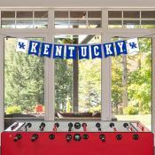 Kentucky Wildcats Banner String Pennant Flags