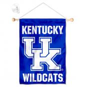 Kentucky Wildcats Banner with Suction Cup