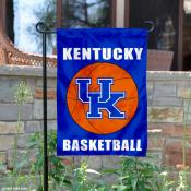 Kentucky Wildcats Basketball Garden Banner
