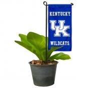 Kentucky Wildcats Flower Pot Topper Flag