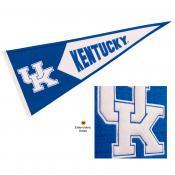 Kentucky Wildcats Genuine Wool Pennant