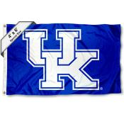 Kentucky Wildcats Large 4x6 Flag