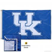 Kentucky Wildcats Nylon Embroidered Flag