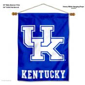 Kentucky Wildcats Wall Banner