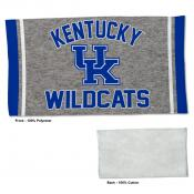 Kentucky Wildcats Workout Exercise Towel