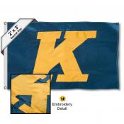 KSU Golden Flashes Small 2'x3' Flag