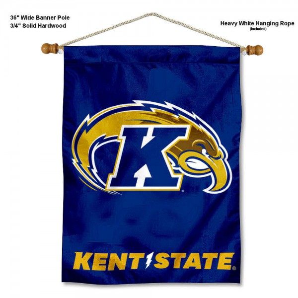 KSU Golden Flashes Wall Banner